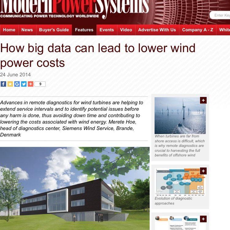 Big Data reduce cost